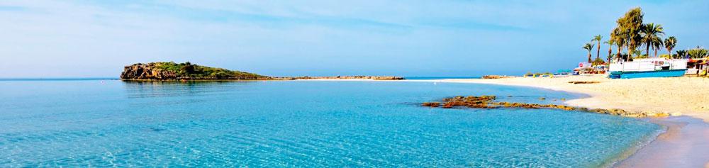 Кипр недвижимость возле пляжа