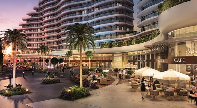 апартаменты в комплексе Limassol Del Mar продажа