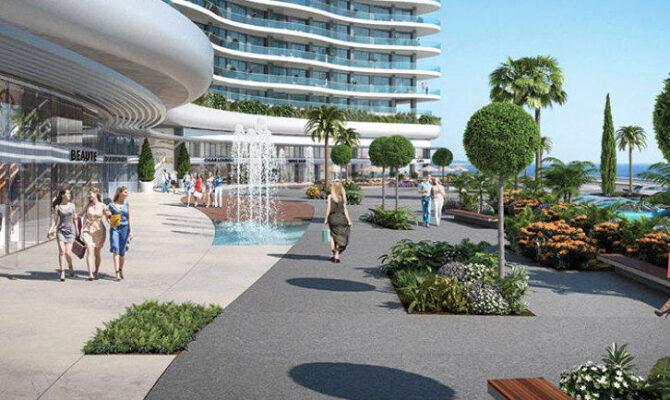 Кипр купить апартаменты в Limassol Del Mar