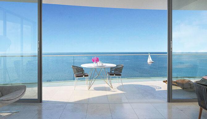 Кипр продажа апартаментов в Limassol Del Mar