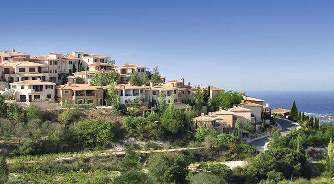 Кипр виллы в Тсаде Пафос