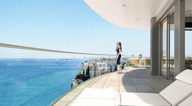 Купить апартаменты в Limassol Del Mar
