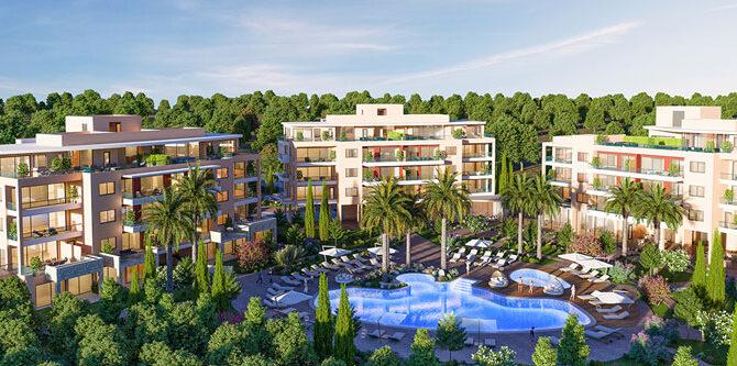Купить квартиру в комплексе limassol park