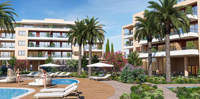 Купить недвижимость в комплексе limassol park