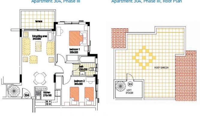 Квартира в комплексе Peyia Hills Пафос
