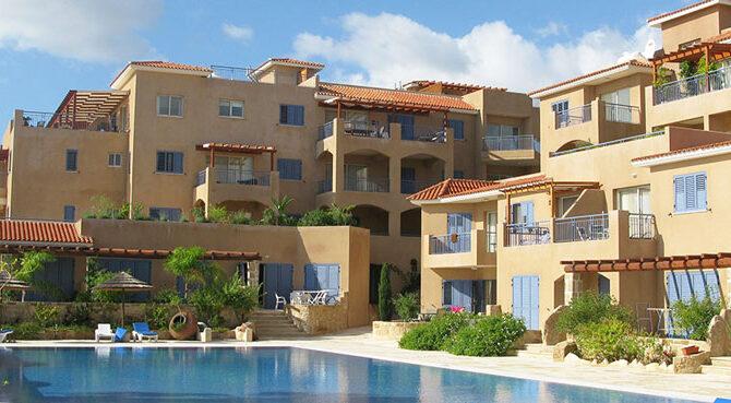 Квартиры в комплексе Peyia Hills Пафос
