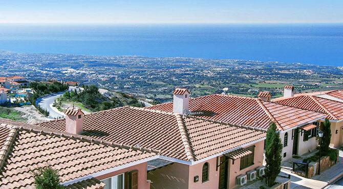 Недвижимость в Vikla Village Пафос