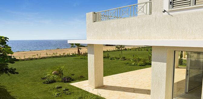 Недвижимость в Пафосе kissonerga beach villas