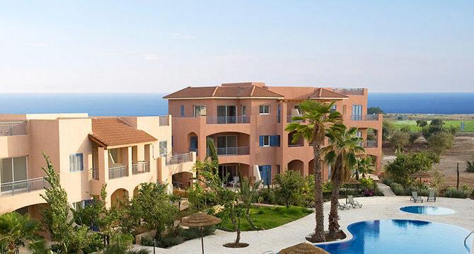 недвижимость в комплексе mandria gardens Кипр