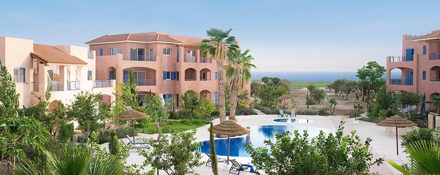 недвижимость в комплексе mandria gardens Пафос