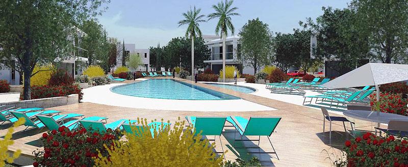 Продажа виллы в coral bay iasonas beach villas