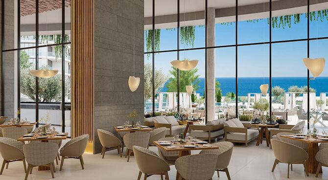 продажа апартаментов в комплексе limassol blu marine от застройщика