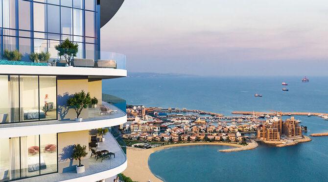 продажа апартаментов комплексе limassol blu marine Кипр комплекс