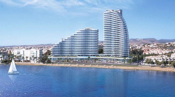 Продажа апартаментов в Limassol Del Mar