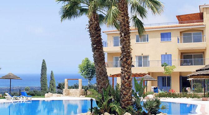 Продажа апартаментов в Peyia Hills Пафос