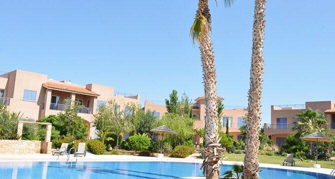 Продажа апартаментов в mandria gardens Кипр Пафос