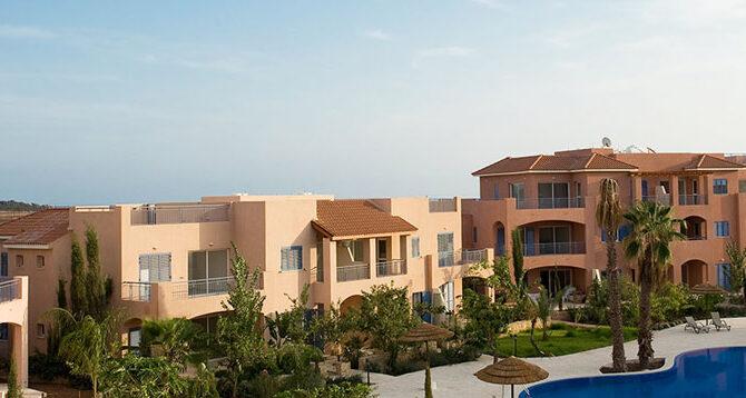 Продажа апартаментов в mandria gardens Пафос Кипр