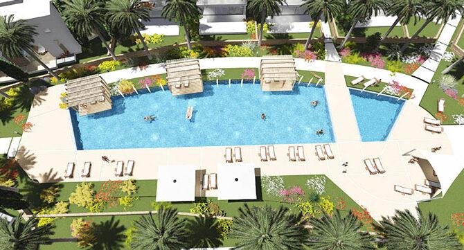 Продажа дома в комплексе coral seas villas Пафос