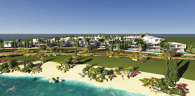 Продажа домов в комплексе coral seas villas Корал Бэй