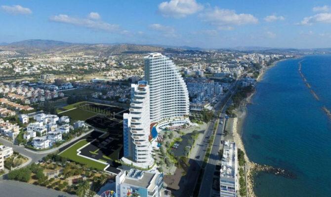 Продажа квартир в Limassol Del Mar