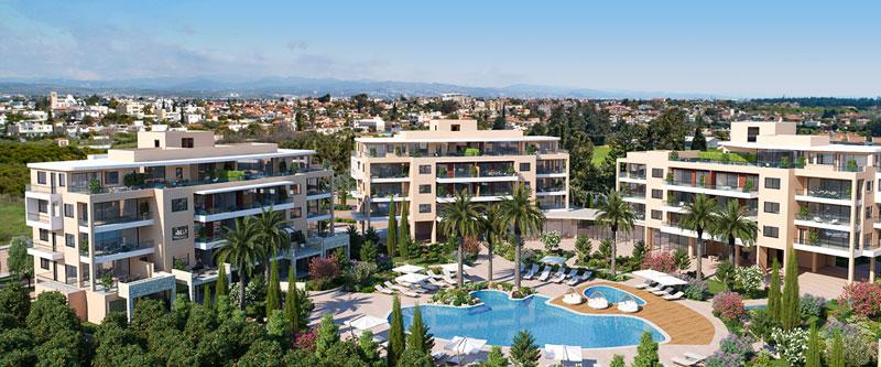 Продажа квартир в комплексе limassol park Кипр