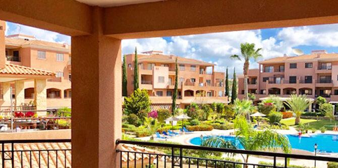 Продажа квартиры в комплексе aphrodite gardens Кипр