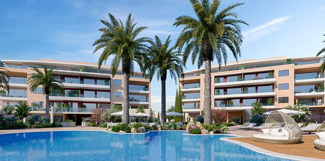 Продажа квартиры в комплексе limassol park