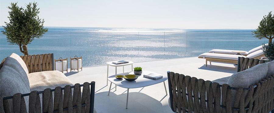 продажа недвижимости в комплексе limassol blu marine