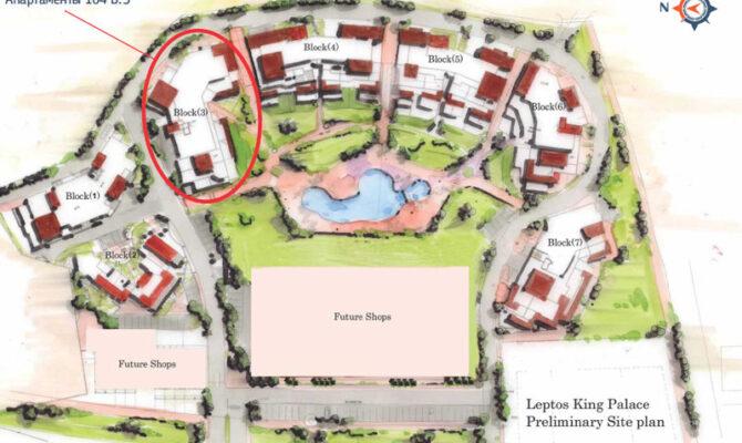 продажа в недвижимости в kings palace Кипр