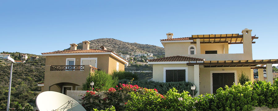 Продажа вилл perneri villas Кипр