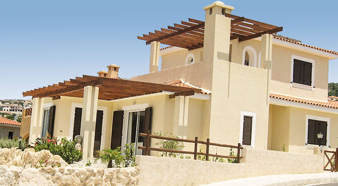 Продажа вилл perneri villas Пафос