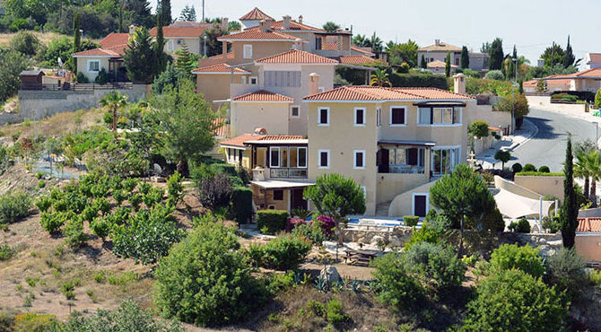 Продажа вилл perneri villas Тала Пафос