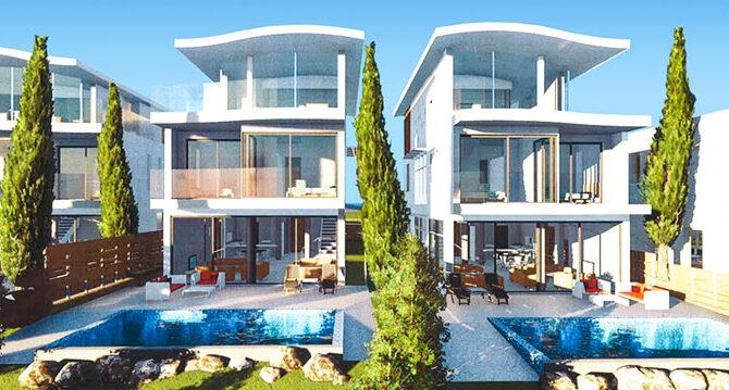 Продажа вилл в Armonia Beach Villas