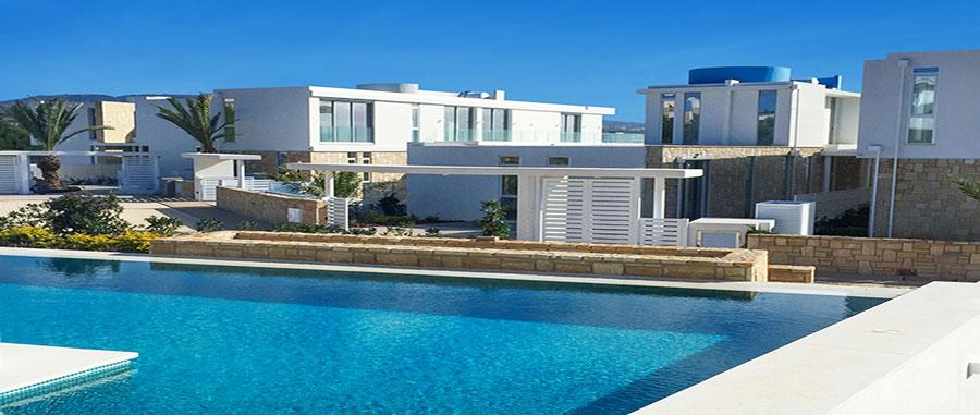Продажа вилл в coral seas villas Корал Бэй Кипр
