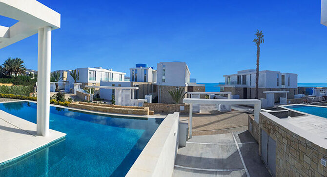 Продажа вилл в coral seas villas Корал Бэй Пафос