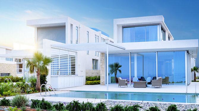 Продажа вилл в coral seas villas Пафос