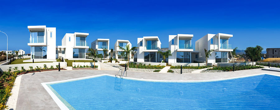 Продажа вилл в комплексе coral seas villas Корал Бей