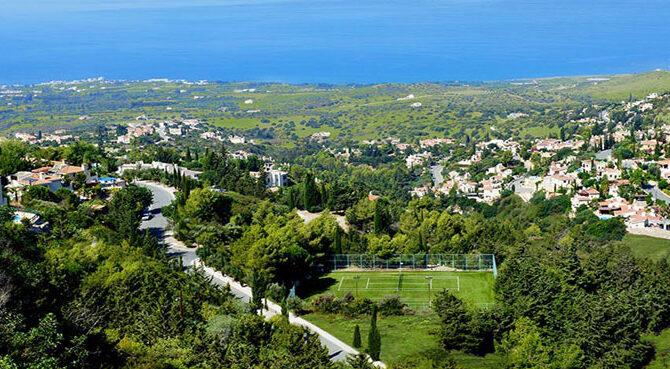 Продажа виллы в комплексе kamares village Кипр