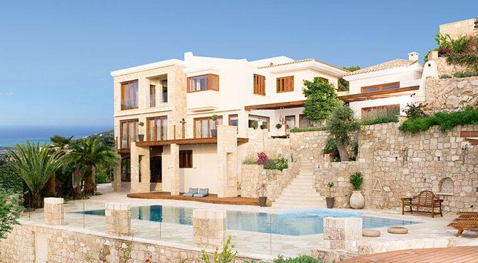 Продажа виллы в комплексе kamares village Пафос