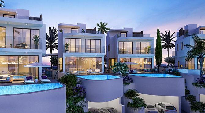 Виллы в Armonia Beach Villas Кипр Пафос