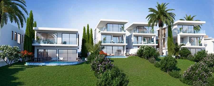Виллы в Armonia Beach Villas продажа