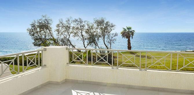 Виллы в kissonerga beach villas Пафос