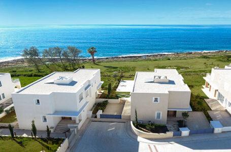 Виллы в kissonerga beach villas Пафос Кипр