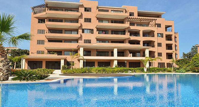 Продажа квартир в комплексе aphrodite gardens Кипр