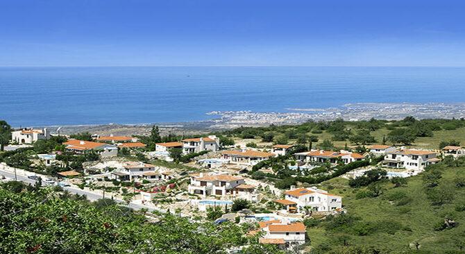 Продажа виллы в Zelemenos Villa Кипр Пафос