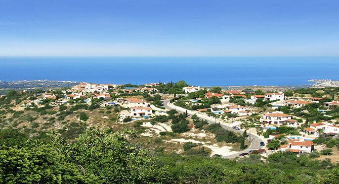 Продажа виллы в Zelemenos Villa Пафос Кипр