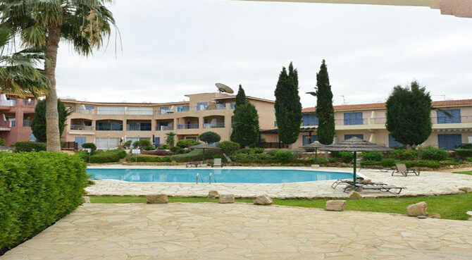 Апартаменты в комплексе Regina Gardens Кипр