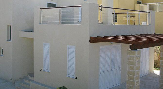 Дома на продажу в комплексе Argaka Beach Villas Полис