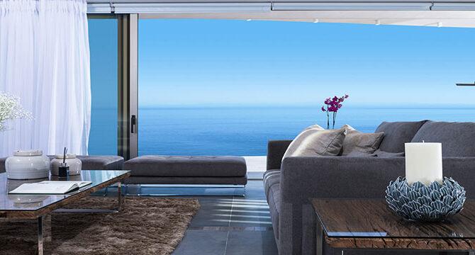 Дома в комплексе Adonis Beach Villas в Пафосе