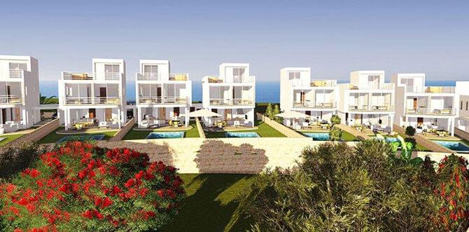 комплекс Adonis Beach Villas в Пафосе